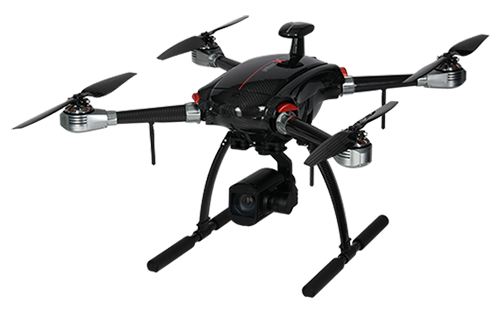 DRONE QUADCOPTER INDUSTRIAL